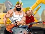 Juego Builders Brawl