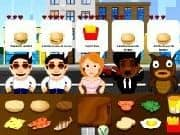 Juego Burger Jam - Burger Jam online gratis, jugar Gratis