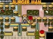 Juego Burger Man