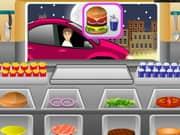 Juego Burger Van