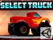 Juego Camion Monstruo Acrobacias 3D