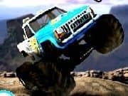Juego Camion Monstruo Acrobatico