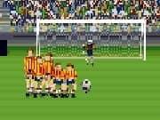 Juego Campeonato de Futbol Penaltis