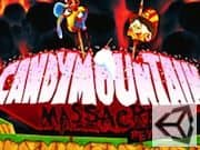 Juego Candy Mountain Massacre - Candy Mountain Massacre online gratis, jugar Gratis