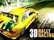 Juego Carrera 3D Rally