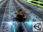 Juego Carrera Espacial 3D