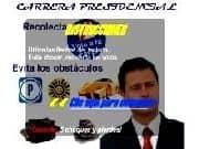 Juego Carrera Presidencial de Pena Nieto
