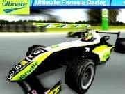 Juego Carrera de Coches Formula 3