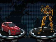 Juego Carrera de Transformers