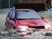 Juego Carrera en Inundaciones