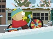 Juego Cartman Road Trip