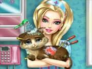 Juego Chica Rescatadora de Mascotas