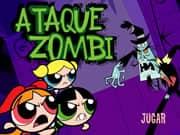Juego Chicas Super Poderosas vs Ataque Zombies