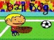 Juego Chico Coge-pelotas