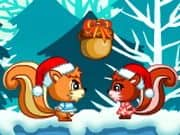 Juego Christmas Squirrel