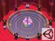 Juego Circo de Hipopotamos