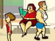 Juego Clases Divertidas en el gimnasio