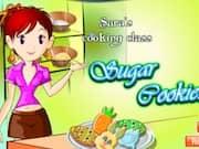Juego Cocina con Sara Galletas Dulces
