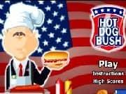 Juego Cocinar Hot Dog con Bush