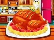 Juego Cocinar Pavo para Dia de Accion de Gracias