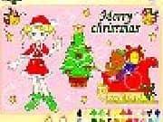 Juego Colores de Santa