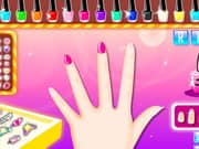 Juego Colorful Manicure Show