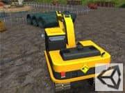 Juego Conduce la Excavadora en 3D