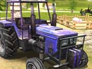 Juego Conducir un Tractor en la Granja