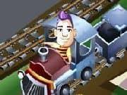 Juego Conecta vias para el Tren Expreso