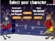 Juego Conejo de Pascuas vs Bilby Australiano