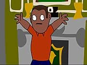 Animacion Cory in the House Parody