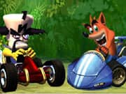 Juego Crash Bandicoot Kart Crash