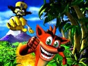 Juego Crash Bandicoot The Huge Adventure