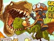 Juego Crazy Raptor Rider