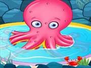 Juego Cuida a Octopus