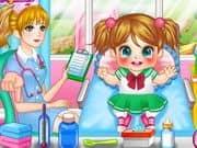 Juego Cute Baby Cold Doctor
