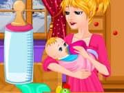 Juego Cute Baby Feeding