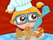 Juego CuteZee Cooking Academy Gingerbread