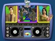 Juego DJ Los Sims