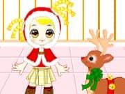 Juego Decorando Casa para Navidad
