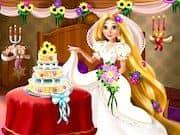 Juego Decorar Boda de Rapunzel