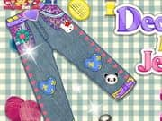 Juego Decorate My Jeans
