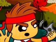 Juego Defensa Ninja