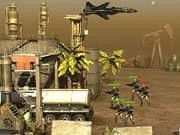 Juego Defensa en el Desierto