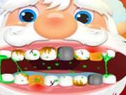 Juego Dentista de Santa Claus