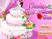 Juego Design Perfect Wedding Caker