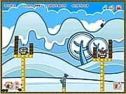 Juego Destructor de Pingüinos - Destructor de Pingüinos online gratis, jugar Gratis