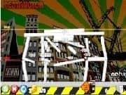 Juego Destructor de Edificios