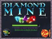 Juego Diamond Mine Bejeweled