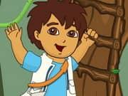 Juego Diego Baby Zoo Rescue